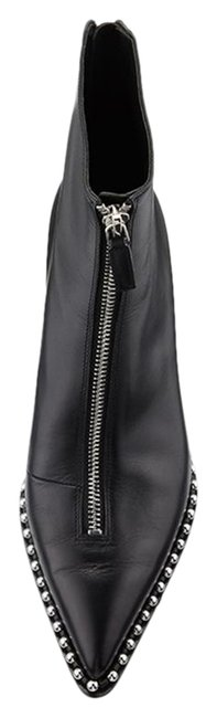 Black / Leather Boots/Booties Size US 8.5 Regular (M, B) Black / Leather Boots/Booties Size US 8.5 Regular (M, B) Image 1