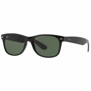 Ray-Ban Crystal Green Lens RB2132 901L Unisex Square