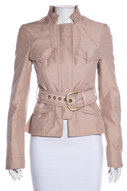 Preload https://img-static.tradesy.com/item/27082439/gucci-beige-structured-jacket-size-2-xs-0-0-650-650.jpg