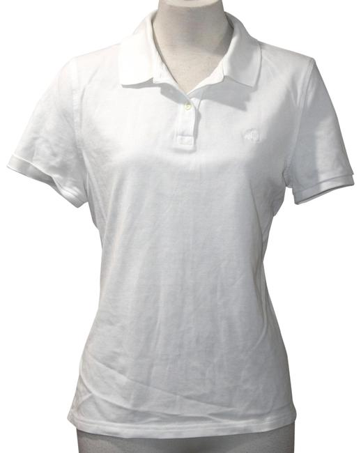 Preload https://img-static.tradesy.com/item/27082727/brooks-brothers-white-collared-polo-shirt-large-blouse-size-12-l-0-1-650-650.jpg