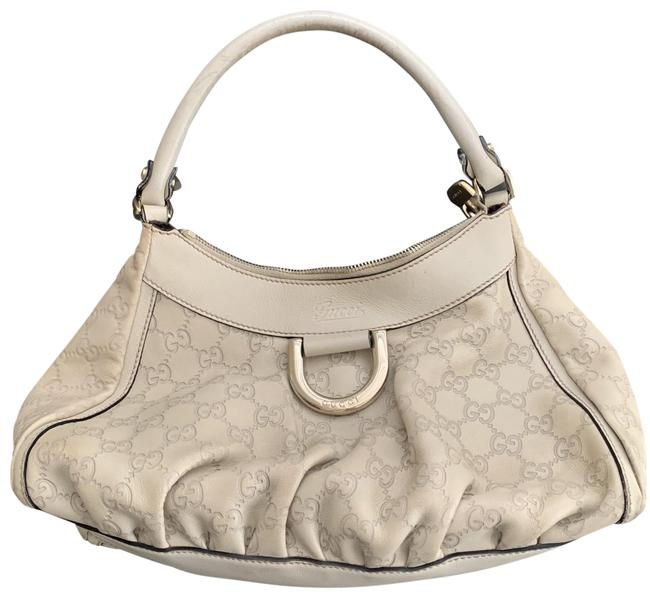 Item - Shoulder Sukey Pendant Cream Leather Hobo Bag