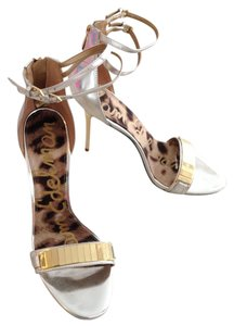 Sam Edelman Metallic Sandals