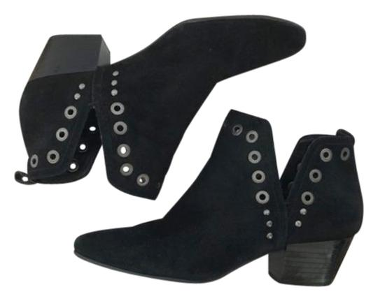 Preload https://img-static.tradesy.com/item/27086253/sam-edelman-black-rubin-suede-grommets-bootsbooties-size-us-85-regular-m-b-0-1-540-540.jpg
