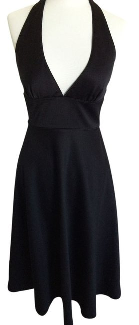 J.Crew Halter Wool Lbd Dress