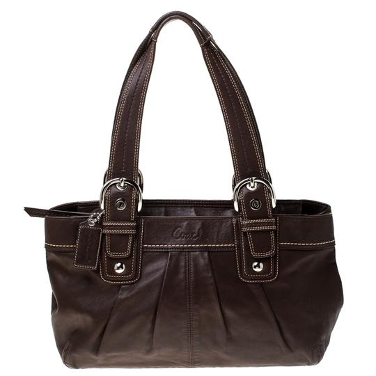 Preload https://img-static.tradesy.com/item/27087028/coach-soho-brown-leather-tote-0-0-540-540.jpg