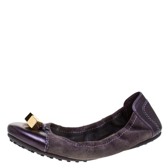 Preload https://img-static.tradesy.com/item/27087289/louis-vuitton-purple-suede-and-leather-dice-scrunch-ballet-flats-size-us-85-regular-m-b-0-0-540-540.jpg