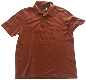 Perry Ellis Top Orange
