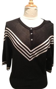 Iisli Chevron Striped Sweater