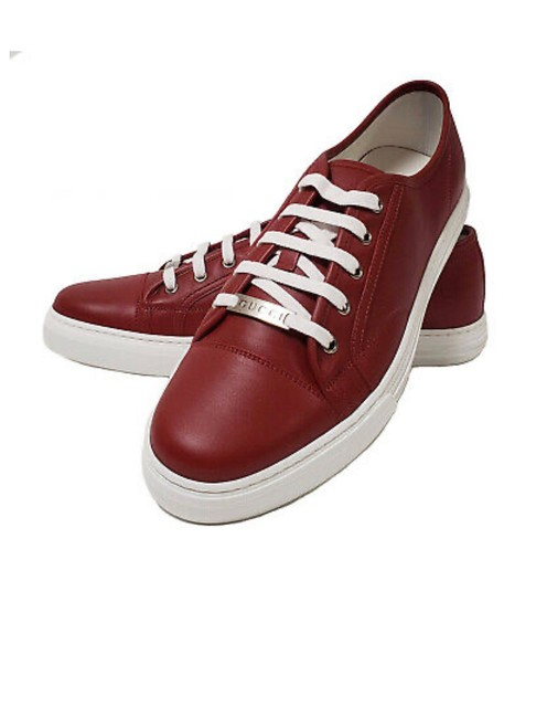 Item - Red Microsoft Low Top Rosso Sneakers Size US 10.5 Regular (M, B)