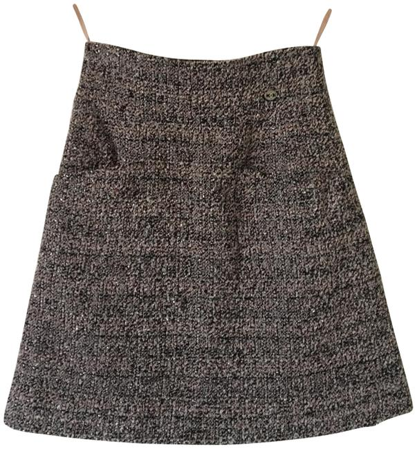 Item - Black and Pink Skirt Size 6 (S, 28)