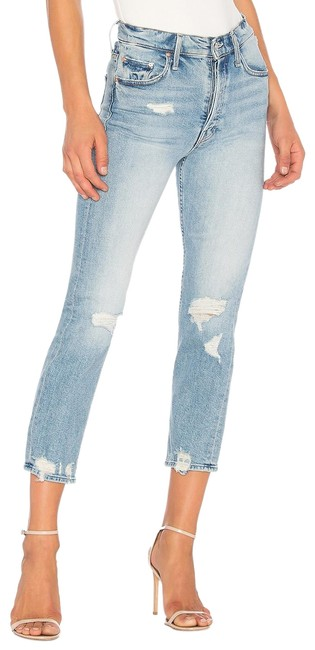 Item - Light Wash The Tomcat - The Confession Straight Leg Jeans Size 28 (4, S)