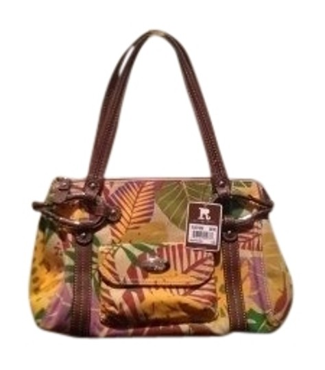 Preload https://item4.tradesy.com/images/relic-calista-double-multicolored-kelly-green-lavender-and-yellow-khaki-shoulder-bag-27093-0-1.jpg?width=440&height=440