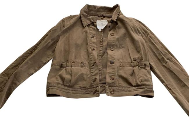 Item - Brown Jacket Size 4 (S)