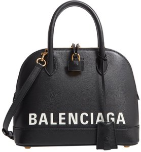 Balenciaga Ville Ville M Ville Medium Tote Shoulder Bag