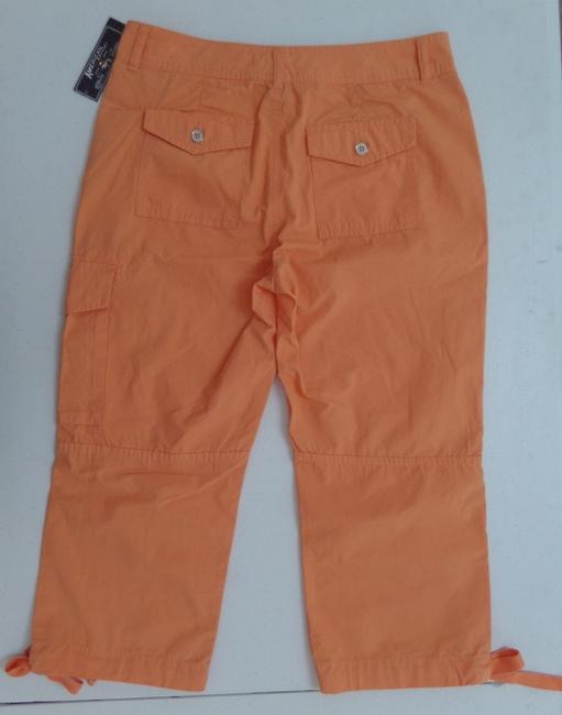 American Living Nwt Capris Orange