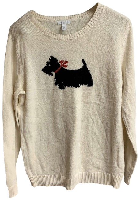Charter Club XL Scottie Dog Long Sleeve Xl. Condition Is Pre-owned. Shipped with Usps Priority Mail. 23 Inches To Sweater Charter Club XL Scottie Dog Long Sleeve Xl. Condition Is Pre-owned. Shipped with Usps Priority Mail. 23 Inches To Sweater Image 1