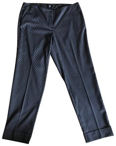 W by Worth Trouser Pants Navy/white