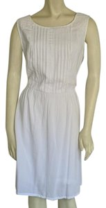 Charming Charlie short dress White on Tradesy