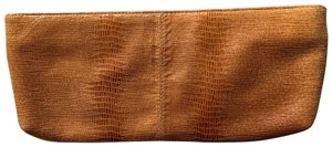 Ted Rossi Brown Clutch