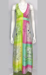Multi-color Maxi Dress by Lilly Pulitzer