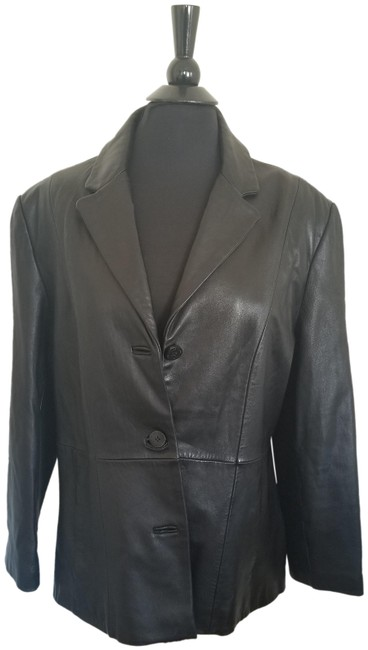 Item - Black Rn 69426 Jacket Size 16 (XL, Plus 0x)