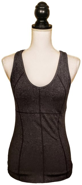 Item - Charcoal Gray Equator Tank Activewear Top Size 6 (S)