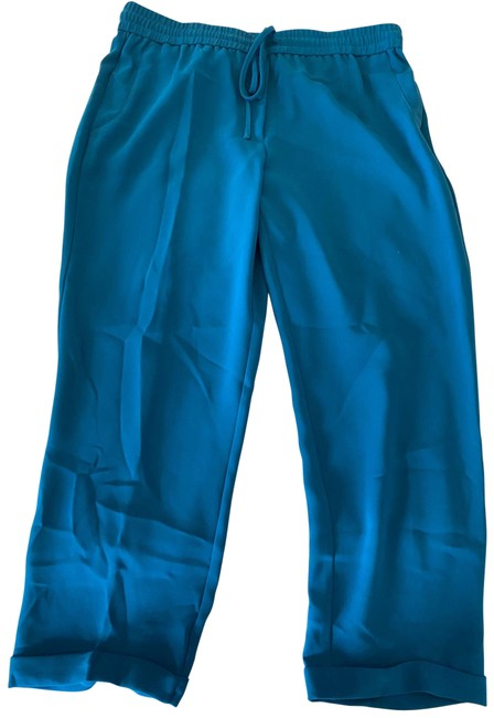 Item - Teal We Pants Size 8 (M, 29, 30)