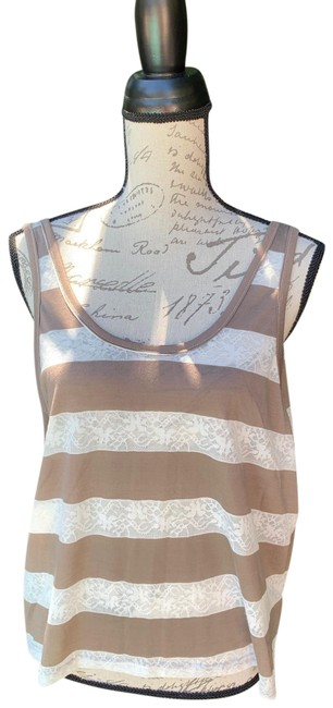 Preload https://img-static.tradesy.com/item/27099676/torn-by-ronny-kobo-taupe-and-white-crop-tank-topcami-size-6-s-0-1-650-650.jpg