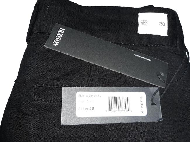 Item - Black Dark Rinse New W/ Tags Nico Trouser/Wide Leg Jeans Size 28 (4, S)