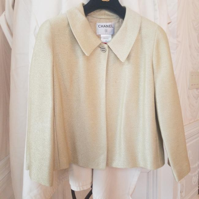 Item - Pale Yellow Jacket Size 8 (M)