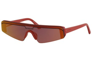 Item - Red Extreme Bb0003s Bb/0003/S 004 Shield 99mm Sunglasses