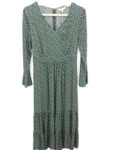 Olive Green Maxi Dress by Boden