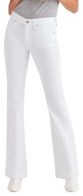 Item - White Light Wash Dojo Skinny Jeans Size 2 (XS, 26)
