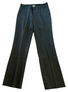 Banana Republic Pant Boot-cut Wool Boot Cut Pants Black
