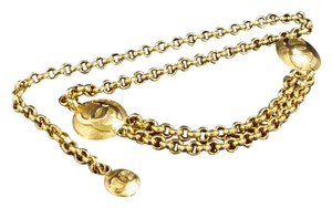 Chanel Auth Chanel Necklace/Belt Gorgeous