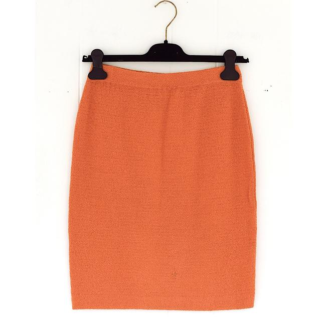 Item - Orange Collection Knit Pencil Skirt Size 4 (S, 27)