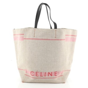 Celine Wristlet in Tan and Pink