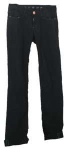 Earnest Sewn Pants Straight Leg Jeans-Dark Rinse