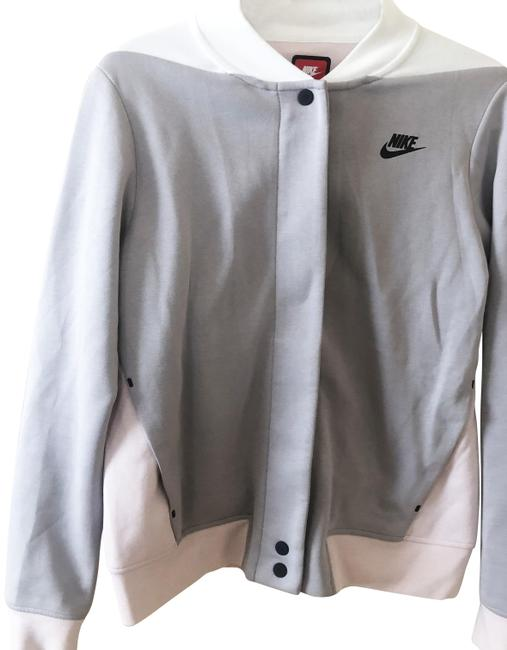 Item - Gray Tech Destroyer Activewear Outerwear Size 4 (S)