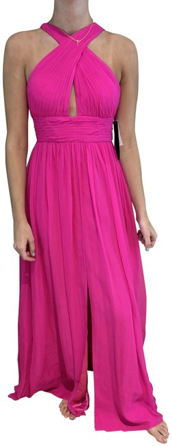 Item - Pink Md1e202085 Long Formal Dress Size 4 (S)