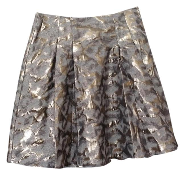 Preload https://item4.tradesy.com/images/the-limited-gold-foil-flared-knee-length-skirt-size-4-s-27-2710753-0-0.jpg?width=400&height=650