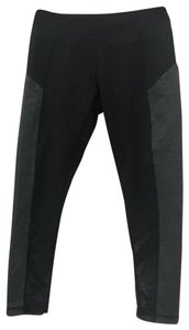 Zella leggings with pockets and sheer inserts near ankles