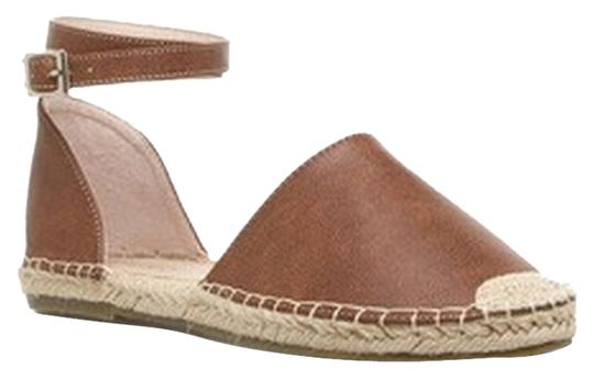 Other Brown/Tan Espadrille Accents Flats