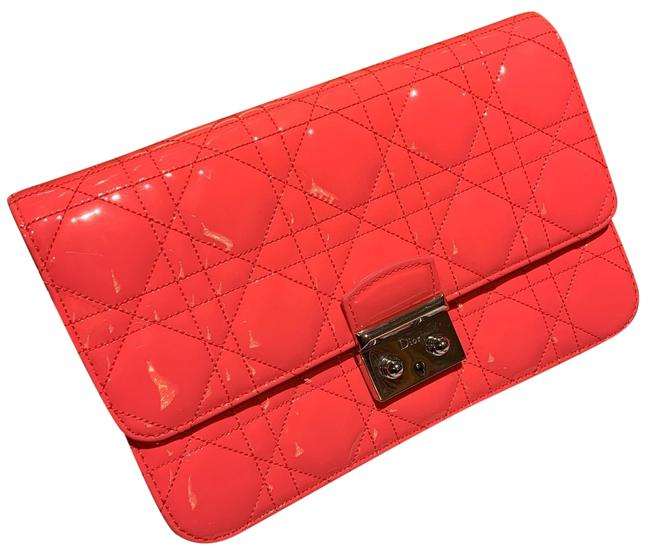 Item - New Pink Leather Cross Body Bag