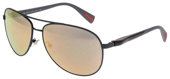 Item - Grey Rose Linea Rossa Netex Ps51os Matte Mirrored Sport 51o Sunglasses