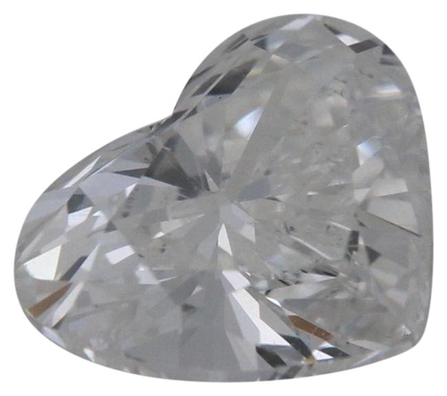 Item - White Heart Loose Diamond (0.97 Ct G Color Si1 Clarity) Gia C36000000