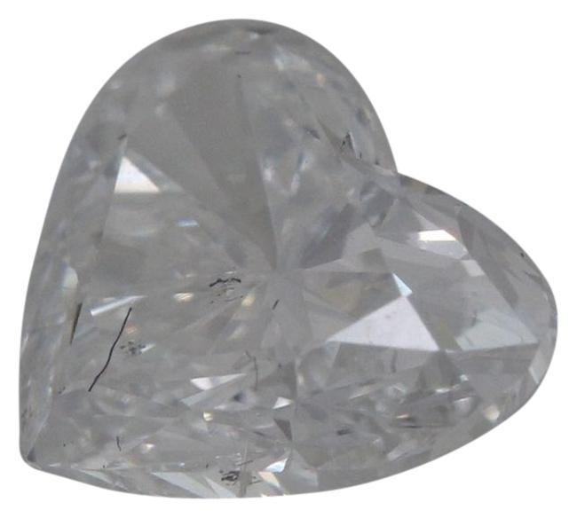 Item - White Heart Loose Diamond (1.14 Ct F Color Si2 Clarity) Gia C36000010