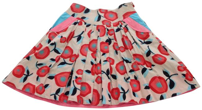Item - Marc by  Floral Pleated Skirt