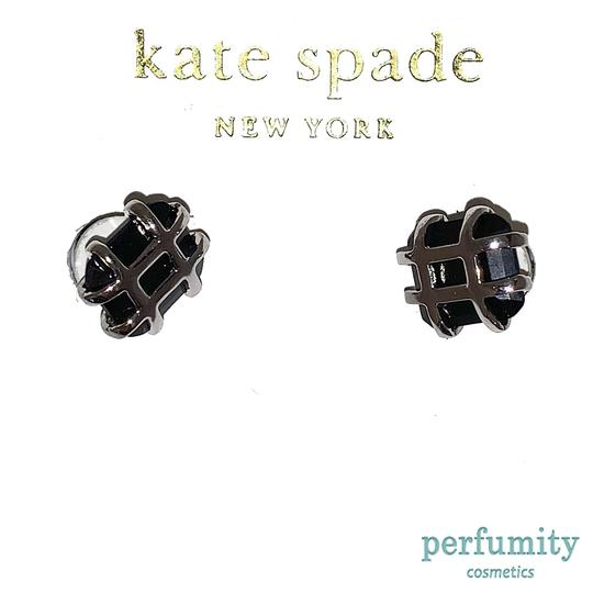 Preload https://img-static.tradesy.com/item/27114101/kate-spade-silver-and-black-new-york-plated-resin-stones-simple-earrings-0-0-540-540.jpg