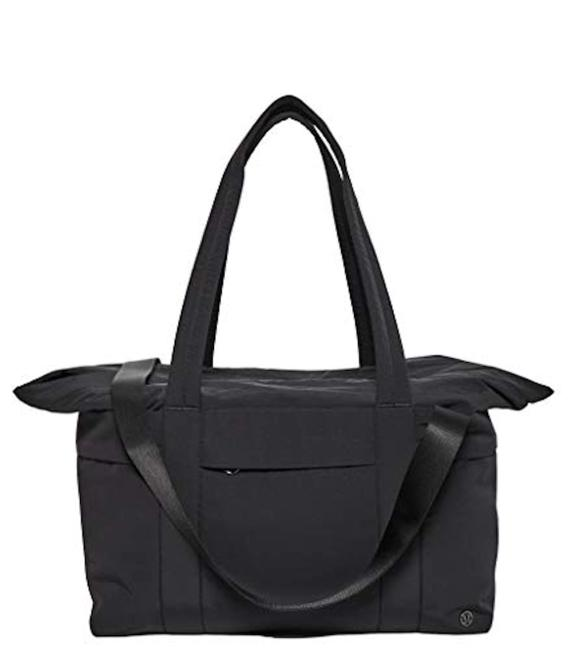 Item - My Level Duffel - Large Black Polyester Tote
